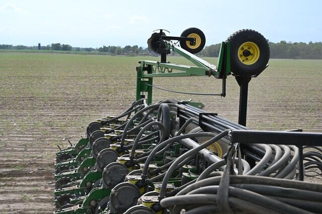 Helping Farmers 'Shut the Gate' with Precision Agriculture